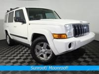New Price! 3.7L V6, 5-Speed Automatic, 4WD, Sunroof /