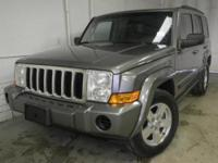 Exterior Color: gray, Body: Sport Utility, Engine: 3.7L