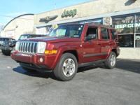 You're going to love the 2007 Jeep Commander! This is a