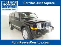 2007 JEEP Commander SUV 4WD 4dr Limited Our Location