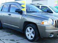 2007 JEEP COMPASS - FREE DELIVERY UP TO 200 MILES WE
