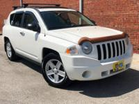 **2007 JEEP COMPASS SPORT PACKAGE, 137k MILES, 4x4,