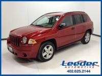 This 2007 Jeep Compass Sport is offered to you for sale