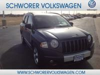 You can find this 2007 Jeep Compass Limited and many