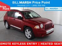 2007 Jeep Compass Limited 4WD 4WD. Most cars have a