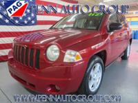 Options:  2007 Jeep Compass Sport Our Prices:You`Re