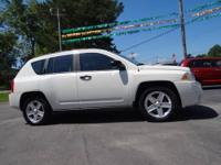 This is one Sharp Jeep Compass 2WD!! It was Bought