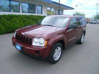 2007 Jeep Grand Cherokee 4dr 4x4 Laredo Laredo Our