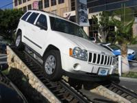 2007 Jeep Grand Chrokee Limited Clean title 106k