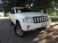 Our '07 Jeep Grand Cherokee Overland gives you the