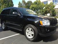 2007 Jeep Grand Cherokee- one owner- excellent