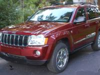 2007 Jeep Grand Cherokee Diesel 4X4, 96K-this Jeep has