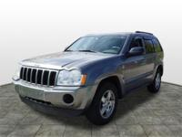 Options:  2007 Jeep Grand Cherokee Laredo|Laredo 4Dr