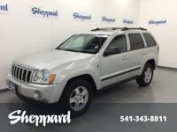 Laredo trim. CD Player, 4x4, Alloy Wheels, The Grand