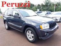 CARFAX One-Owner. 2007 Jeep Grand Cherokee Laredo 4WD