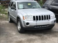 Recent Arrival! This 2007 Jeep Grand Cherokee Laredo in