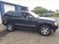 CARFAX One-Owner.Black 2007 Jeep Grand Cherokee Laredo