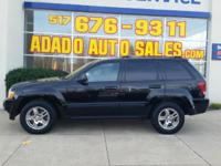 Options:  2007 Jeep Grand Cherokee Visit Adado Auto