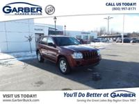 Introducing the 2007 Jeep Grand Cherokee Laredo!