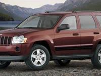 Options:  3.7 Liter V6 Sohc Engine| 4 Doors| 4-Wheel