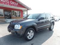 Options:  2007 Jeep Grand Cherokee Visit Auto Group