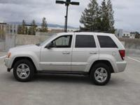 Options:  2007 Jeep Grand Cherokee Limited 4Dr