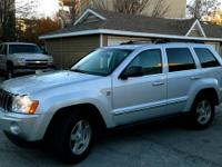 I am selling my 2007 Jeep Grand Cherokee Limited Sport.