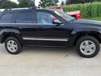 Options Included: N/A2007 Jeep Grand Cherokee Overland,