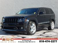Options:  2007 Jeep Grand Cherokee Srt8|Very Clean And