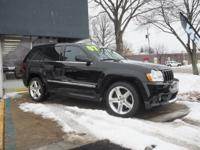 Options:  2007 Jeep Grand Cherokee Srt8|Srt8 4Dr Suv