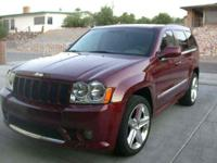 We are selling my wifes 2007 perfectly gorgeous Jeep