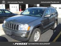 This 2007 Jeep Grand Cherokee 4dr 4WD 4dr Laredo 4x4