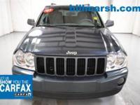 Grand Cherokee Laredo, 4.7L V8 FFV, 4WD, Blue, 4X4 /