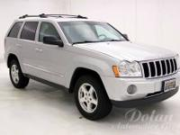 Grand Cherokee Limited, 4.7L V8 MPI, 4WD, Occupant