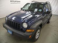 2007 Jeep Liberty 4dr 4x4 Sport Sport Our Location is:
