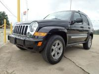 Options:  2007 Jeep Liberty Limited 4Dr Suv