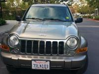 Options:  2007 Jeep Liberty Limited 4Dr