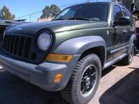 2007 JEEP LIBERTY SPORT Our Location is: Lithia