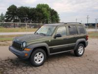 Options:  2007 Jeep Liberty Sport 4Wd 4Dr