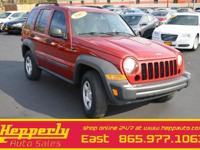 Just Reduced! 2007 Jeep Liberty Sport, Low Mileage