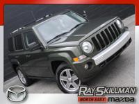 This 2007 Jeep Patriot extends the Jeep reputation of