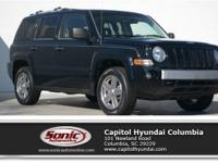 Come get a great deal on this 2007 Jeep Patriot Limited