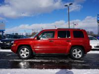 Options:  2007 Jeep Patriot Sport|4X4 Sport 4Dr