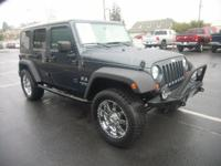 LOW MILES - 70,326! RATE DROP FROM $20,995. 4x4, 24S