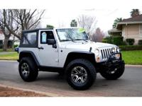 This 2007 Wrangler Rubicon is an absolute force to be