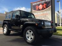 LOOKS AND RUNS GREAT 4WD. FLORIDA JEEP SOFT TOP