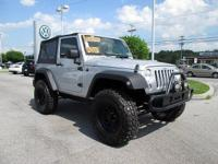 WOW 1 OF A KIND 2007 JEEP WRANGLER 4X4 6 SPEED** CLEAN