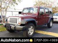 2007 Jeep Wrangler Our Location is: Autoway Ford - St.