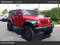 - This 2007 Jeep Wrangler Unlimited X is provided to