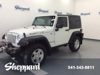 CARFAX 1-Owner, LOW MILES - 32,705! Rubicon trim. WAS